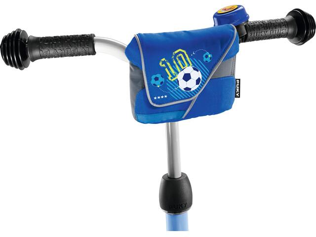 Puky LT 1 Lenkertasche blau Fußball